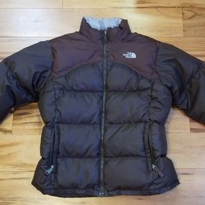 North Face Down Puffer Jacket